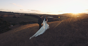 Wedding Video at Kauri Bay Boomrock, NZ